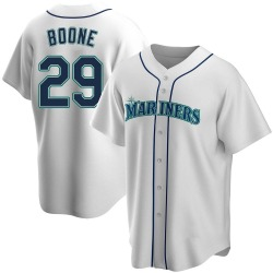 Bret Boone Seattle Mariners Men's Replica Home Jersey - White
